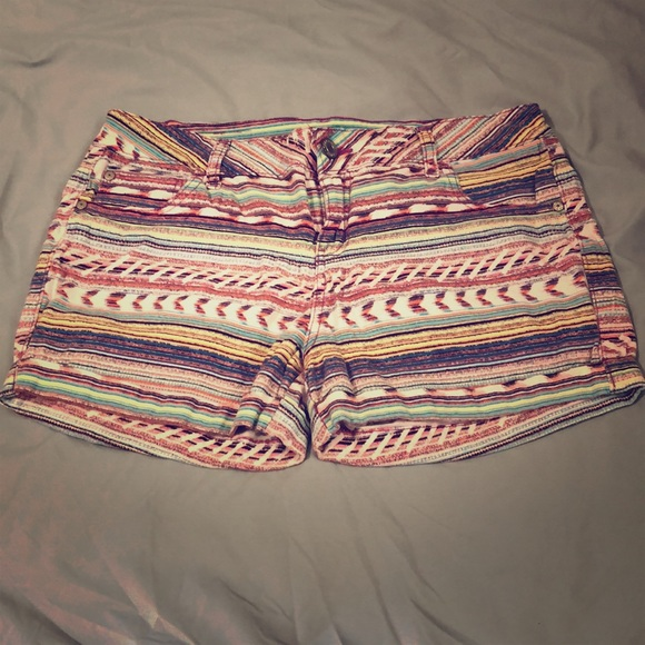 Celebrity Pink Pants - Colorful shorts